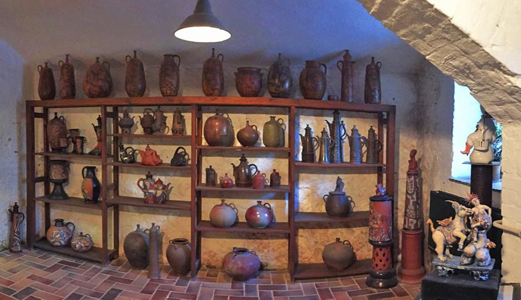 Keramik Töpfergut Panschenhagen